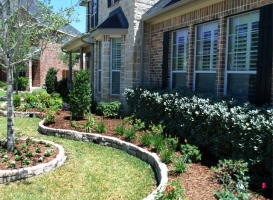 Houston Patio Borders Image 11