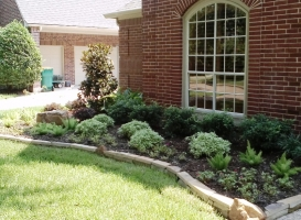 Houston Patio Borders Image 14