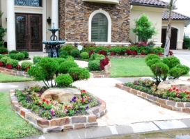 Houston Patio Borders Image 17