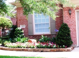 Houston Patio Borders Image 3