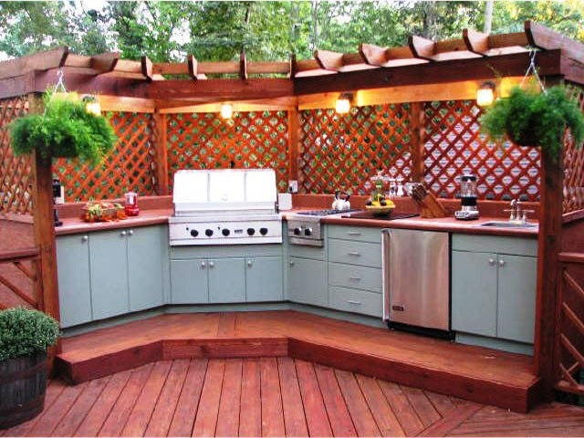 Houston Patio Outdoor Kitchens Image 25