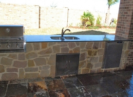 Houston Patio Outdoor Kitchens Image 10