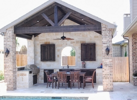 Houston Patio Outdoor Kitchens Image 11