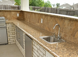 Houston Patio Outdoor Kitchens Image 14