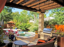 Houston Patio Outdoor Kitchens Image 19