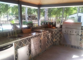 Houston Patio Outdoor Kitchens Image 2
