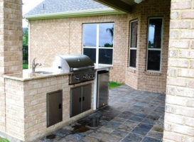 Houston Patio Outdoor Kitchens Image 24