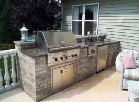 Houston Patio Outdoor Kitchens Image 27