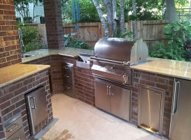 Houston Patio Outdoor Kitchens Image 3