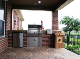 Houston Patio Outdoor Kitchens Image 36