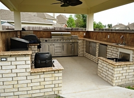Houston Patio Outdoor Kitchens Image 37