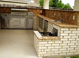 Houston Patio Outdoor Kitchens Image 39
