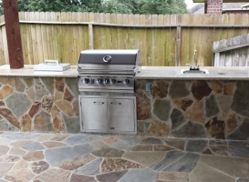 Houston Patio Outdoor Kitchens Image 4