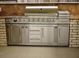 Houston Patio Outdoor Kitchens Image 41