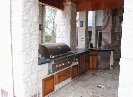 Houston Patio Outdoor Kitchens Image 5