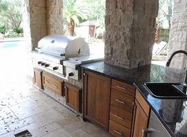 Houston Patio Outdoor Kitchens Image 6