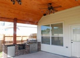 Houston Patio Outdoor Kitchens Image 8