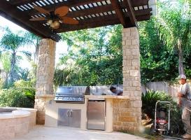 Houston Patio Outdoor Kitchens Image 9