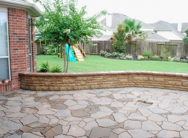 Houston Patio Pavers Image 1