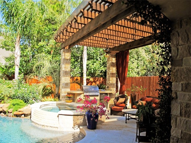 Houston Patio Pergolas Image 23