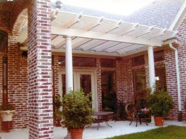Houston Patio Pergolas Image 20