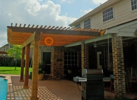 Houston Patio Pergolas Image 10