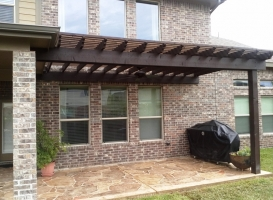 Houston Patio Pergolas Image 15