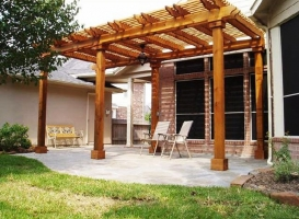 Houston Patio Pergolas Image 17