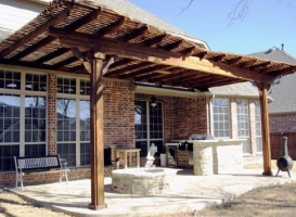 Houston Patio Pergolas Image 19