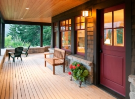 Houston Patio Porch Addition Image 5