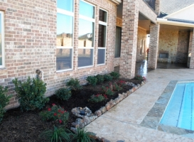 Houston Patio Borders Image 18