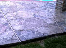 Houston Patio Flagstone Image 12