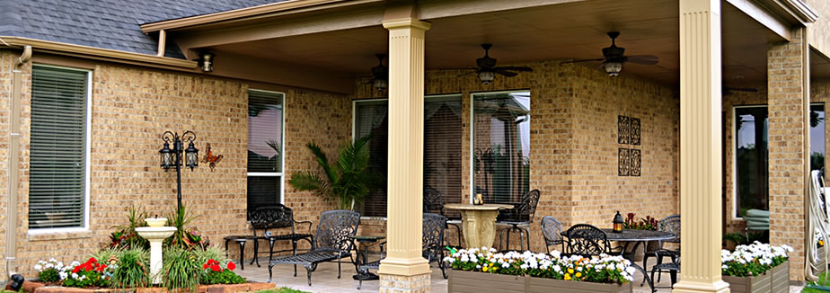 Houston Custom Patios And Decks Houston Patio Designs And