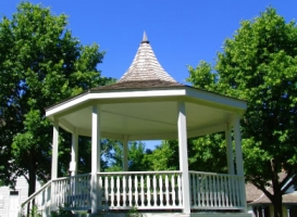 Houston Patio Gazebo Image 1