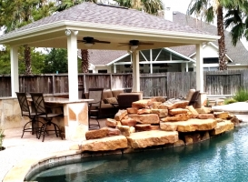 Houston Patio Gazebo Image 4