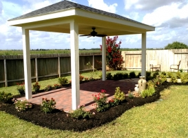 Houston Patio Gazebo Image 6