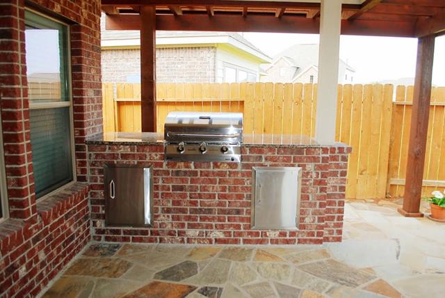 Houston Outdoor Kitchens