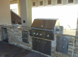 Houston Patio Outdoor Kitchens Image 1
