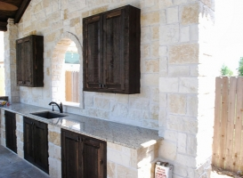 Houston Patio Outdoor Kitchens Image 12