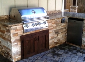 Houston Patio Outdoor Kitchens Image 15