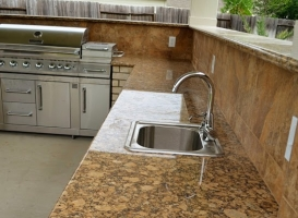 Houston Patio Outdoor Kitchens Image 16