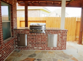 Houston Patio Outdoor Kitchens Image 18