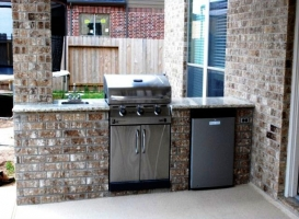 Houston Patio Outdoor Kitchens Image 22