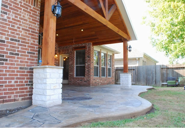 Patio Pavers Houston : Houston patio patios image
