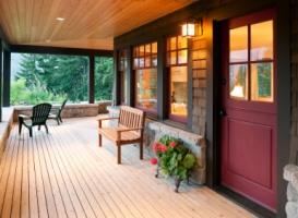 Houston Patio Porch Addition Image 5